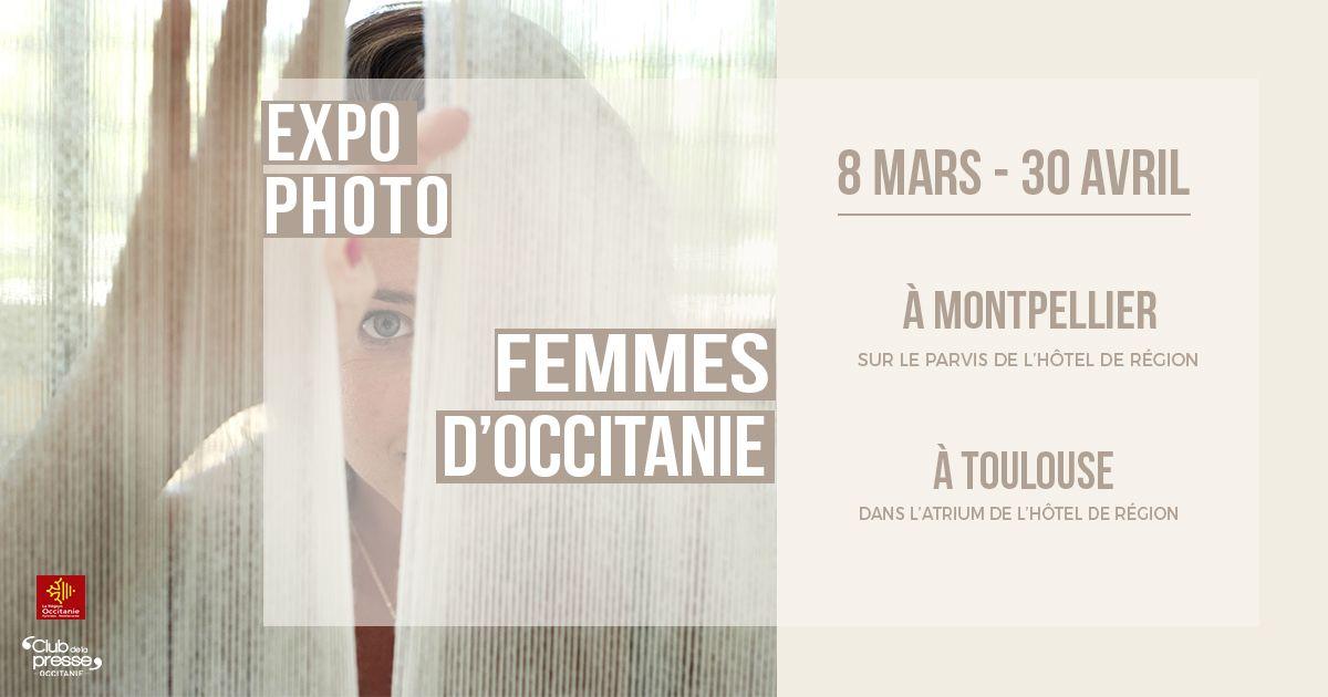 Exposition Photos Femmes d'Occitanie